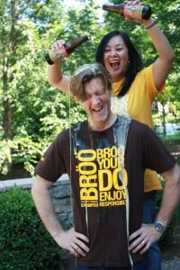 Broo co-founders