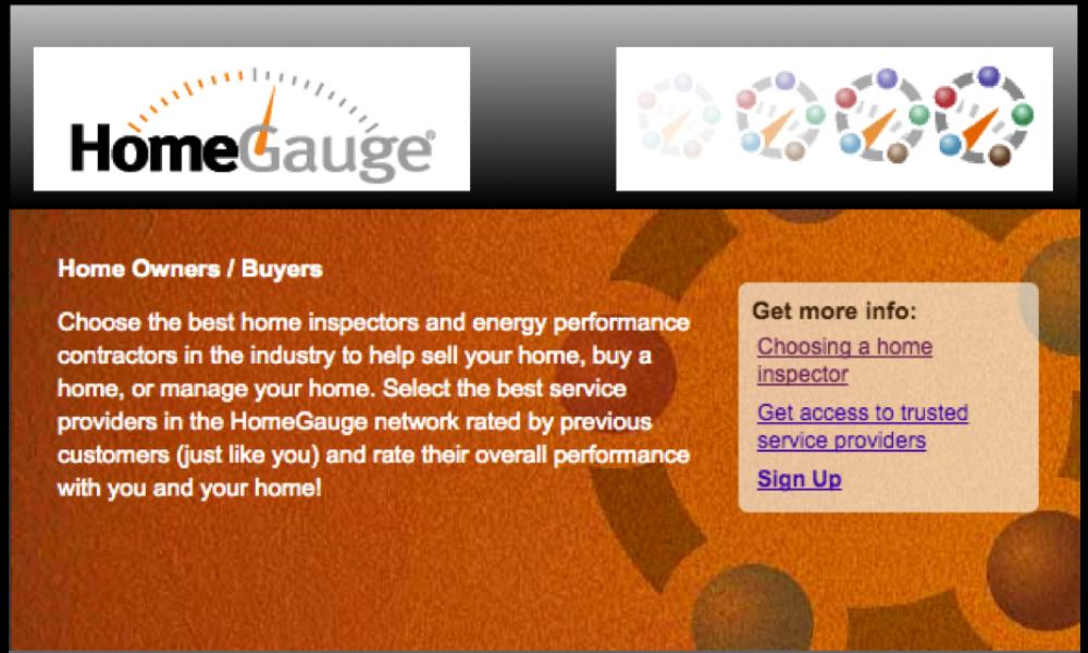 HomeGauge