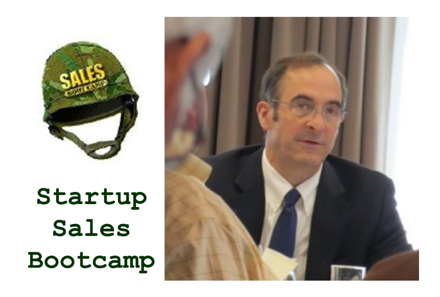 Venture Asheville and RISC Networks present Startup Sales Bootcamp with Kent Summers