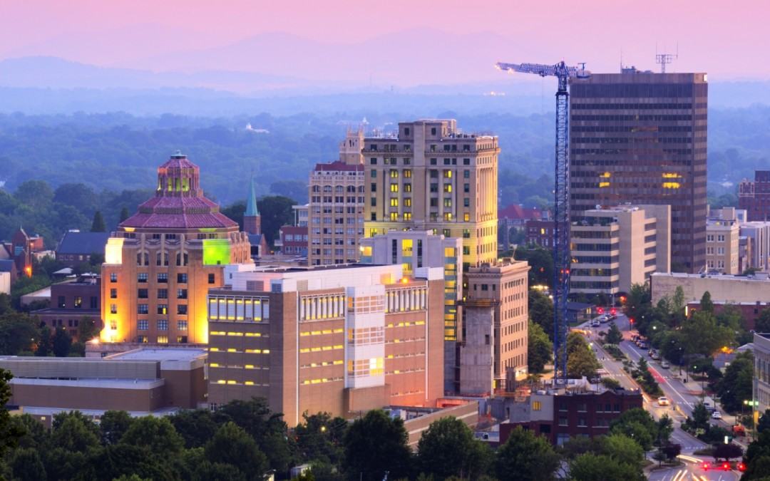 Asheville Ranked #2 Best Startup City in America